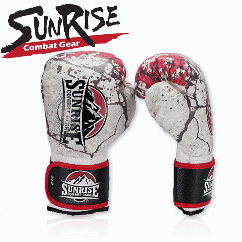 Kick Boxing Mitts Boxing Gloves for MMA Muay Thai Boxing Fighting Training for men gloves boxing gloves bessky® cool mma muay thai training punching bag half mitts sparring boxing gloves gym