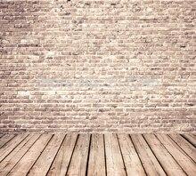 Ткань Фон Фотографии Кирпичные Стены Пользовательские Фотография Prop фоны 5ftX7ft D-2501