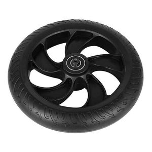 Image 4 - Replacement Rear Wheel For Kugoo S1 S2 S3 Electric Scooter Rear Hub And Tires Spare Part Accessories