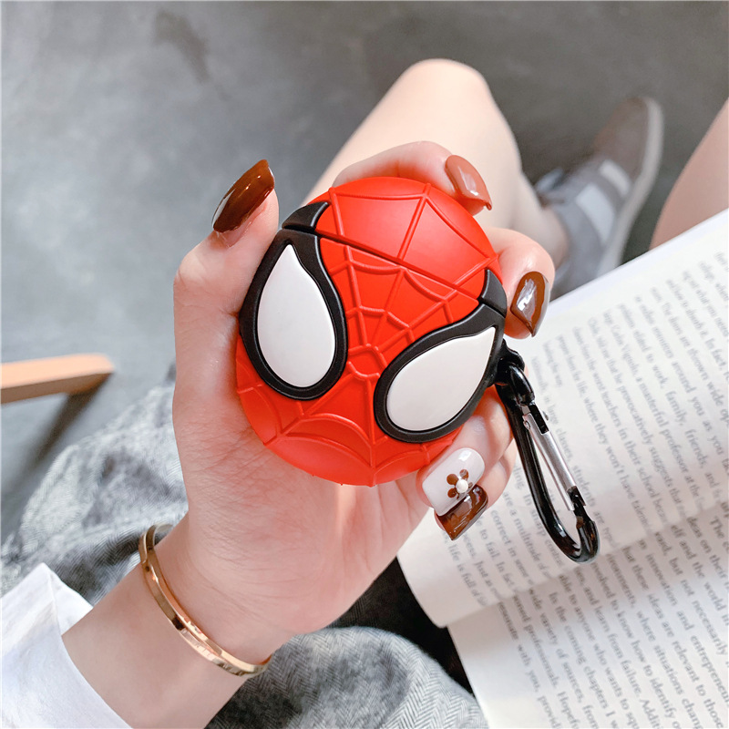 Spiderman AirPod Case 1