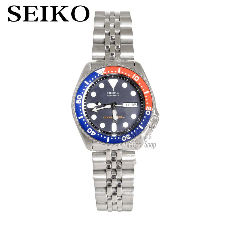 [ pre sale november 11 delivery ] seiko watch seiko 5 automatic sports st aviator 24 jewels men s watch made in japan srp349j1 Seiko Men's  Diver's Analog Japan Automatic Stainless Steel Watch SKX009K2 SRP659J1 SRP661J1 SRP663J1 SRP665J1 SRP667J1 SRP669J1