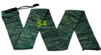 "Arma calcetín 54 ""de camuflaje verde escopeta ~ escopeta caso Rifle escopeta protección cubierta de la bolsa"