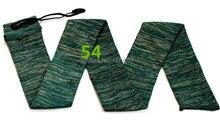 Free shipping  Gun Sock, 54 Camo Green Camouflage Shotgun~Rifle Sock ~ Case~Bag~Safe~Sleeve