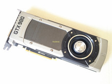 Used graphics card GTX980-4G Titan shell public version of the graphics card