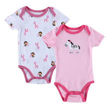 Set of 2 Bodysuits for Newborns