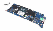 KEFU FOR DELL XPS 13 9350 Laptop motherboard J07MR i7-6500U CPU 16GB RAM LA-C881P 0J07MR CN-J07MR(China)