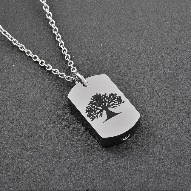 Ijd9801 2017 new arrive 316l stainless steel tree of life dog tag ijd9801 2017 new arrive 316l stainless steel tree of life dog tag pendant ashes holder keepsake aloadofball Gallery