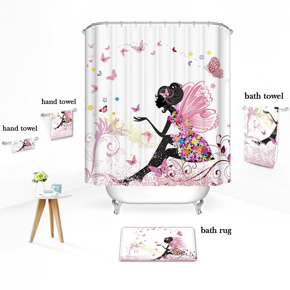 Aliexpress Buy Charmhome Trendy Pink Flower Fairy Girl With