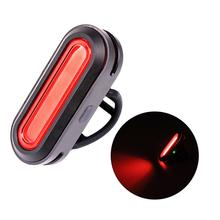 Buy HobbyLane Bike Taillight Waterproof Rear Light Led Usb Chargeable Mountain Bike Headlight Cycling Light Tail-lamp Bicycle Light directly from merchant!