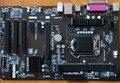 O envio gratuito de placas-mãe para Gigabyte GA-H81-D3 H81 LGA1150 DDR3 16G USB3.0 Integrado Lajes