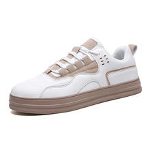 Summer Sneakers Breathable Men Casual Shoes Fashion Men Shoes Korean version of the trend shoes Men Leisure Shoe 9J1920 fashion simple and comfortable 2019 men s wear casual shoes korean version of the trend of wild trend elastic belt shoes men