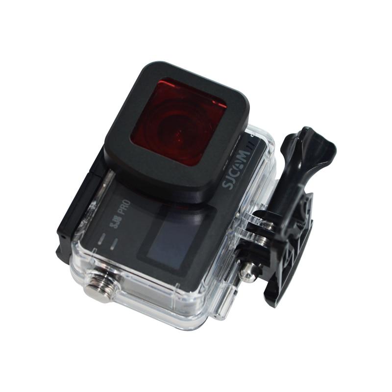 Sjcam sj8 filtro de mergulho à prova