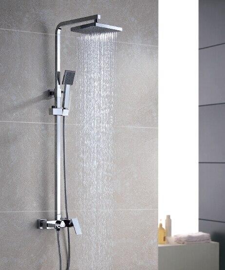 Soporte del cabezal de ducha incrustado techo alcachofa de for Soporte ducha