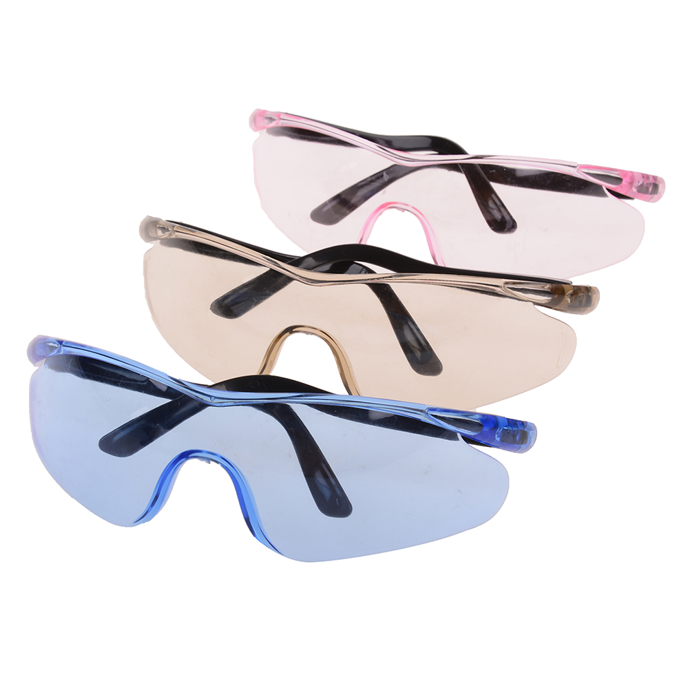 1Pc Safety Glasses Spectacles Eye Protection Goggles Outdoor For Children Kids Red Anti-explosion Dust-proof Protective Glasses