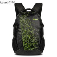 Waterproof Nylon Student School Backpack Large Capacity Laptop Backpack Lightweight Portable Outdoor Sport Backpack