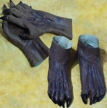 Фотография devil gloves devil cosplay accessories monster cosplay accessories halloween monster gloves ghost cosplay