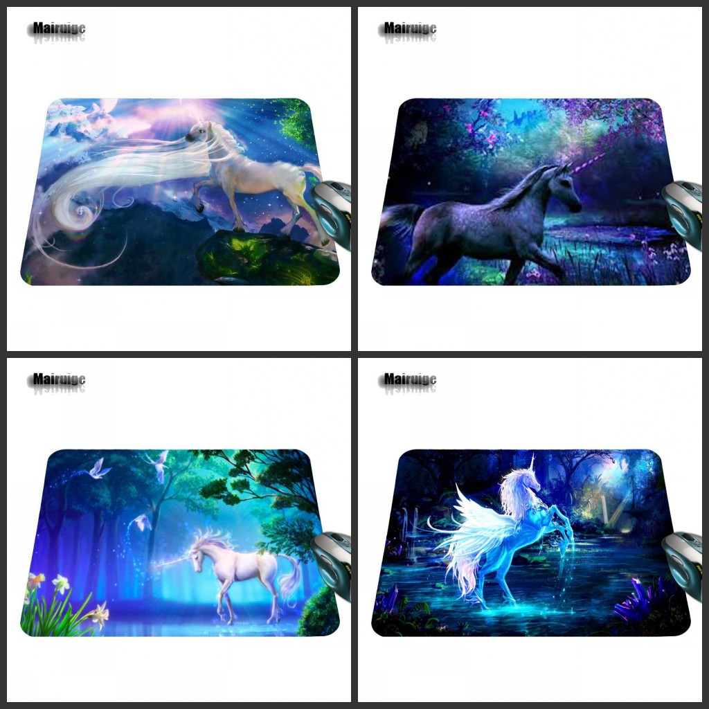 Mairuige New Arrivals Horse Size Mousepad Gamer Game 180x220x2mm and 250x290x2mm Small Mousepad for Optal Me Trackball Mouse
