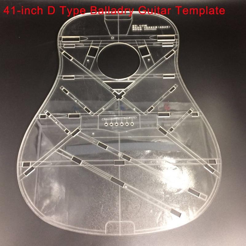 aliexpress com   buy 41 inch balladry guitar transparent