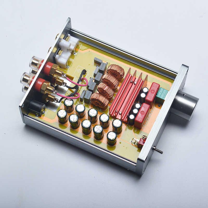 AMPLIFICADOR DE POTENCIA Breezy Audio BA100 TAP3116 amplificador de audio Clase D amplificador estéreo NE5532P 50W + 50W amp