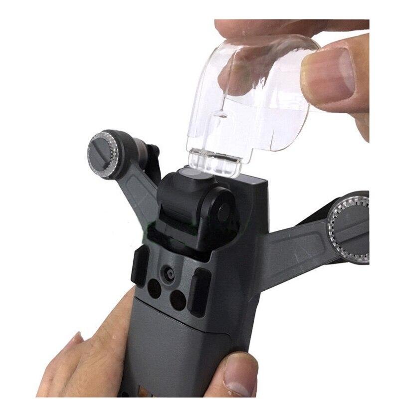 Sensor Protective Cap : For dji spark ptz lens holder sensor integrated