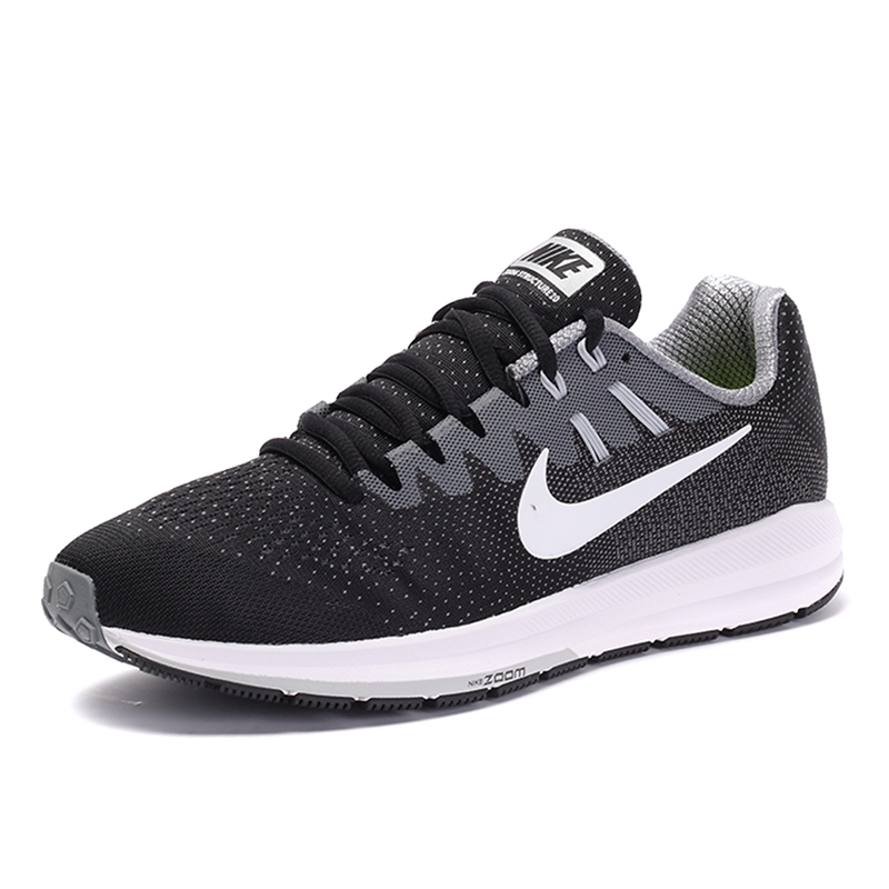 81568f331006 Original New Arrival 2017 NIKE AIR ZOOM STRUCTURE 20 Men s Running Shoes  Sneakers-in Running Shoes from Sports   Entertainment on Aliexpress.com