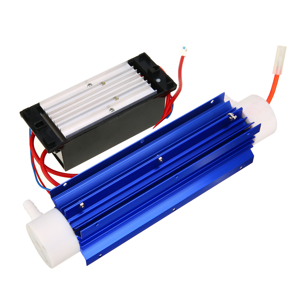 AC220V 10 g/h Quarzo Generatore Dell'ozono Del Tubo di Acqua di Disinfezione Purificatore D'aria per La Casa Acqua Aria Ozonizzatore Sterilizzatore