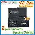 nwe Genuine original 5547mah battery for Microsoft surface pro 3 tablet 42.2wh 7.6V MS011301-PLP22T02 batteries