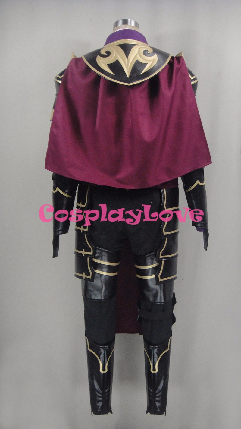 Fire Emblem Fates IF Xander Cosplay Costume Christmas Halloween Cosplay Costume (5)