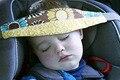 O envio gratuito de Apoio de Cabeça Posicionador Sono Do Bebê Carrinho De Bebê Carrinho De Criança Assento de Segurança Do Carro Cinto de Fixação Ajustável