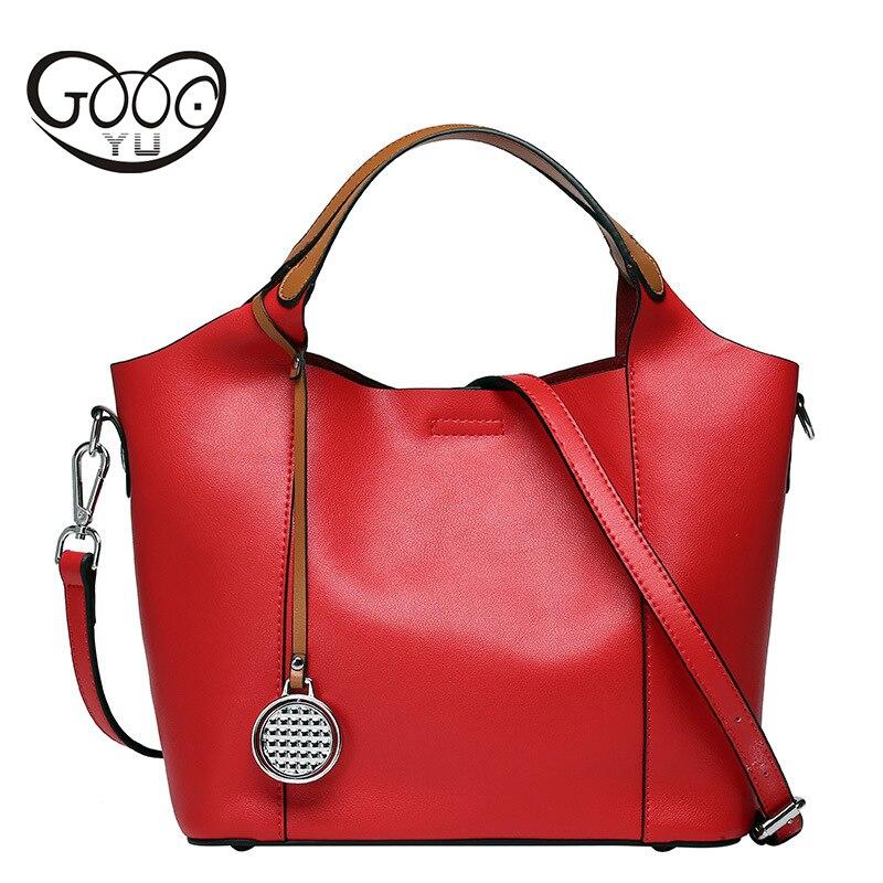 100% sac en cuir véritable femmes sacs à main en cuir célèbre marque femmes Messenger sacs grandes dames sac à bandoulière Bolsos Mujer femmes sac