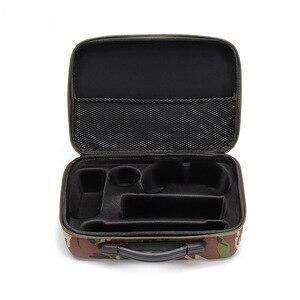 Image 3 - Yoteen sac de Camouflage pour Nintendo Switch étui de transport EVA sac de voyage pour Console Dock Pro contrôleur