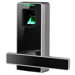 Black Color Biometric Fingerprint Door Lock Black Classic Door Lock Metal Case Nice design for Apartment door lock