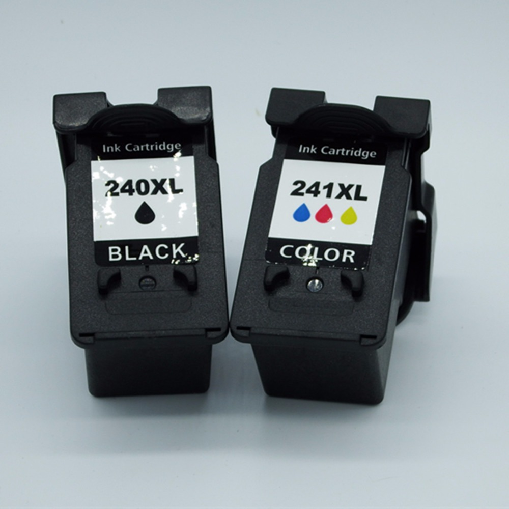 4 PK PG-240XL CL-241XL 240 XL 241 XL Ink for Canon PIXMA MG2120 MG2220 MG3120