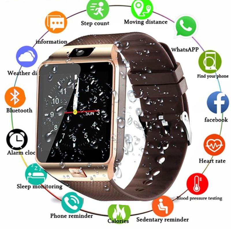 DZ09 Smart Watch Men Smartwatch Android Phone Call Relogio Waterproof IP67 With 2G SIM Camera WristWatch for Huawei PK GT08 A1DZ09 Smart Watch Men Smartwatch Android Phone Call Relogio Waterproof IP67 With 2G SIM Camera WristWatch for Huawei PK GT08 A1