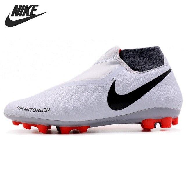 Nueva llegada Original 2018 NIKE PHANTOM VSN Academia DF AG-R hombres fútbol  zapatos zapatillas 89457f13dd2ad