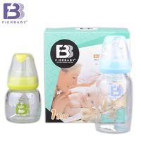 Fierbaby Newborn Baby Phase 1 60ml And 120m Combination Of Equipment Standard Glass Feeding Bottle Nursing