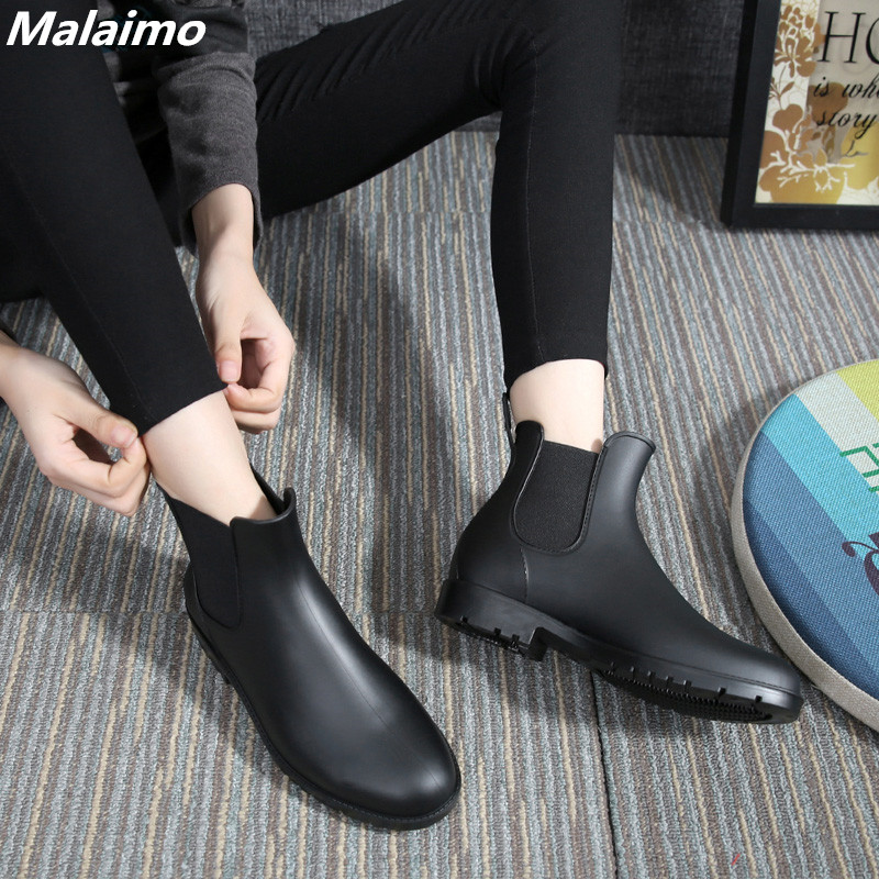 2018 Y Botas Para Terciopelo Cómodos Zapatos Mujer Moda coffee Negro Aire Al Antideslizantes De Goma Libre Impermeables rrwHdqO