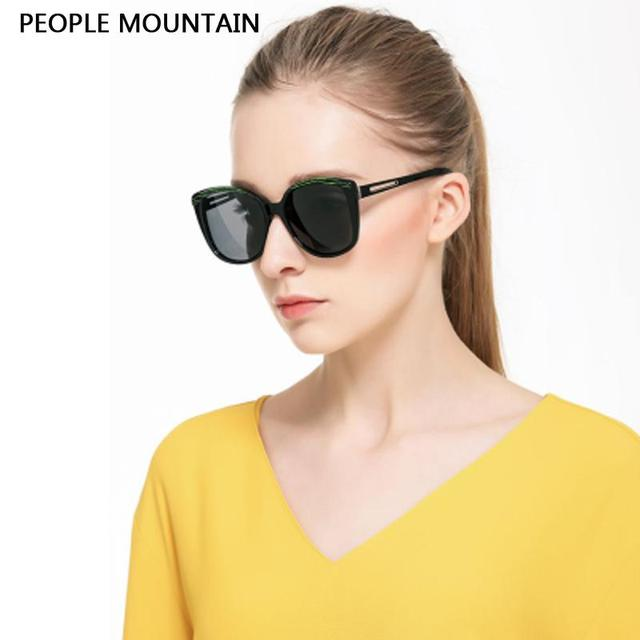 fa9d4fc20b3 People Mountain Fashion New Brand Vintage Sunglasses Women Good Quality Big  Frame Hot Selling Sun Glasses Cool Oculos UV400 0802