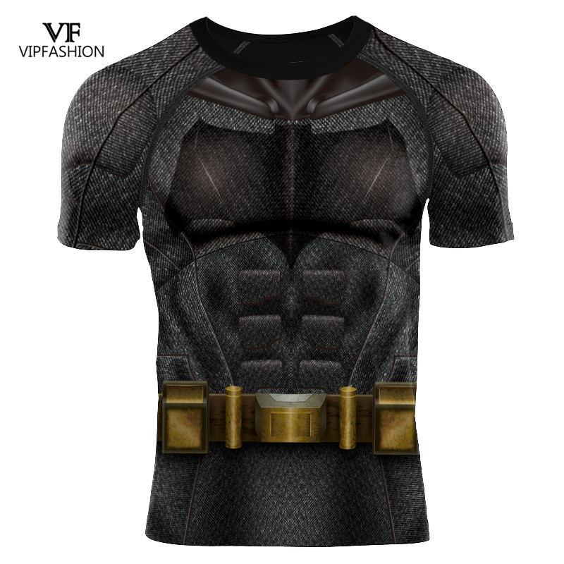 Batman Short Sleeve Front