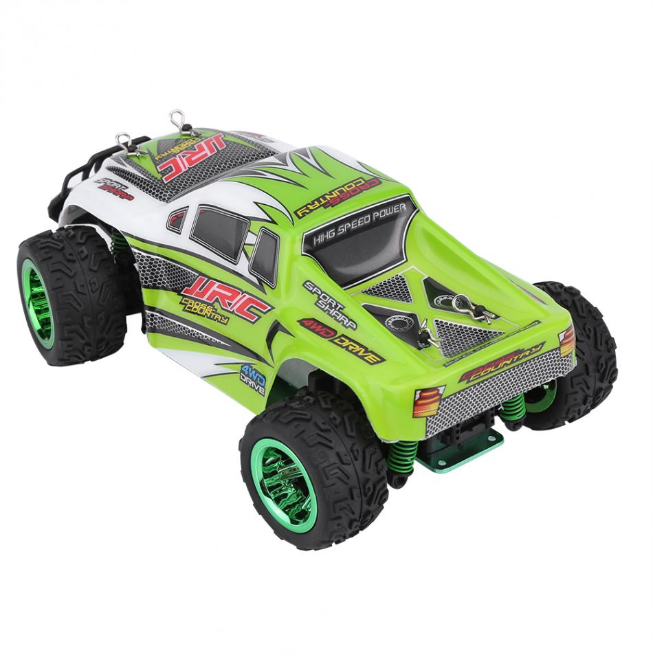 JJRC Q35 1:26 2.4GHz 30KM/H Remote Control Four-Wheel Drive Car RC Model Vehicle Toy RC Buggy Truck Shockproof RC Car 1 12 high speed car ratio control 2 4 ghz all wheel drive model 4x4 driving car assebled buggy vehicle toy