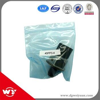 5pcs/lot Genuine Fuel Rail High Pressure Sensor Drucksensor 45PP3-4 12131913818 9665400680 suit for Peugeot Boxer Fiat Ducato