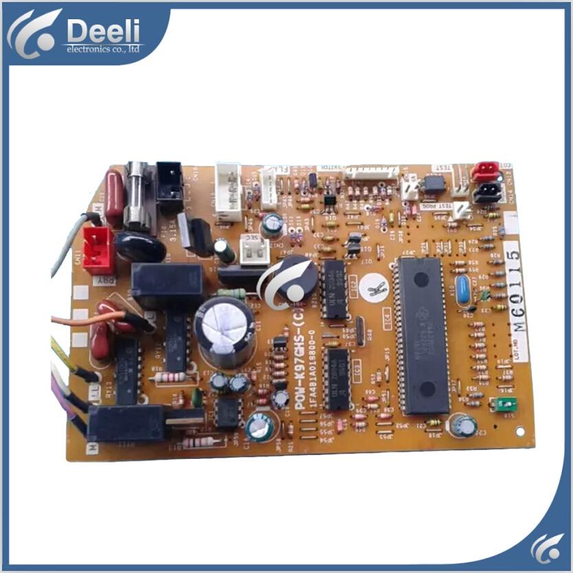 95% nouveau Original pour la climatisation ordinateur carte POW-K97GHS-(C) 1FA4B1A018800-0 PC carte