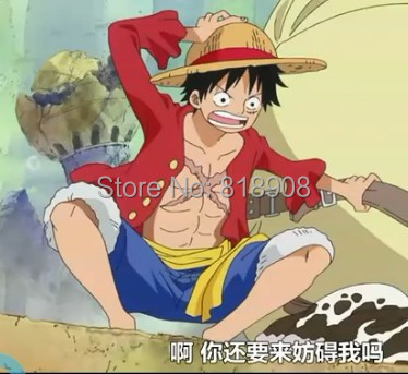 Japaneseապոնական Anime One Piece Monkey D. Luffy 2 տարի - Կարնավալային հագուստները - Լուսանկար 6