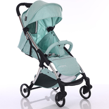abdo Baby Stroller Lightweight Umbrella Luxury Foldable Yoya Plus Car Trolley Folding Kids Pram 175 Degrees