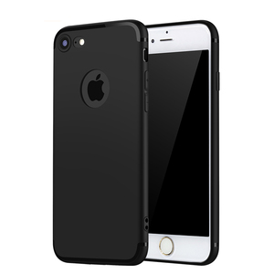 CAPSSICUM Ultra-thin Soft Matte Case for iPhone 7 7 Plus TPU Back Cover Transparent Slim Flexible Coque for iPhone 7 7plus(China)