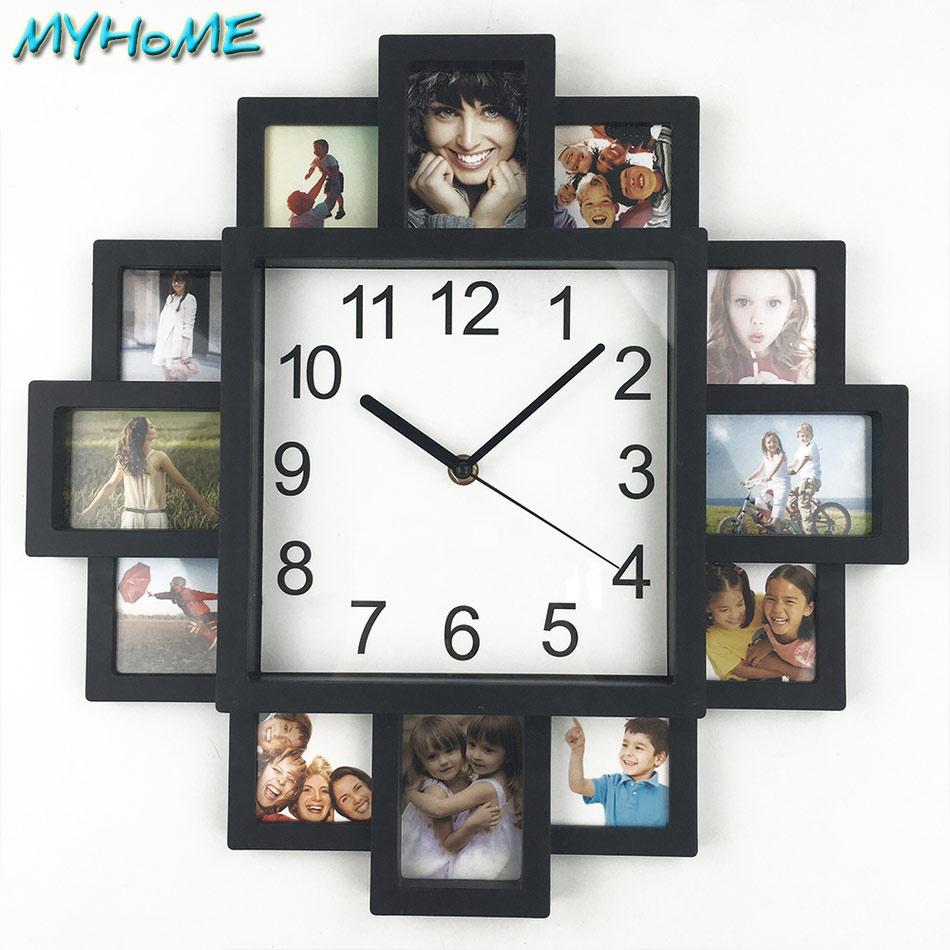 Cadre Photo Horloge PromotionAchetez des Cadre Photo