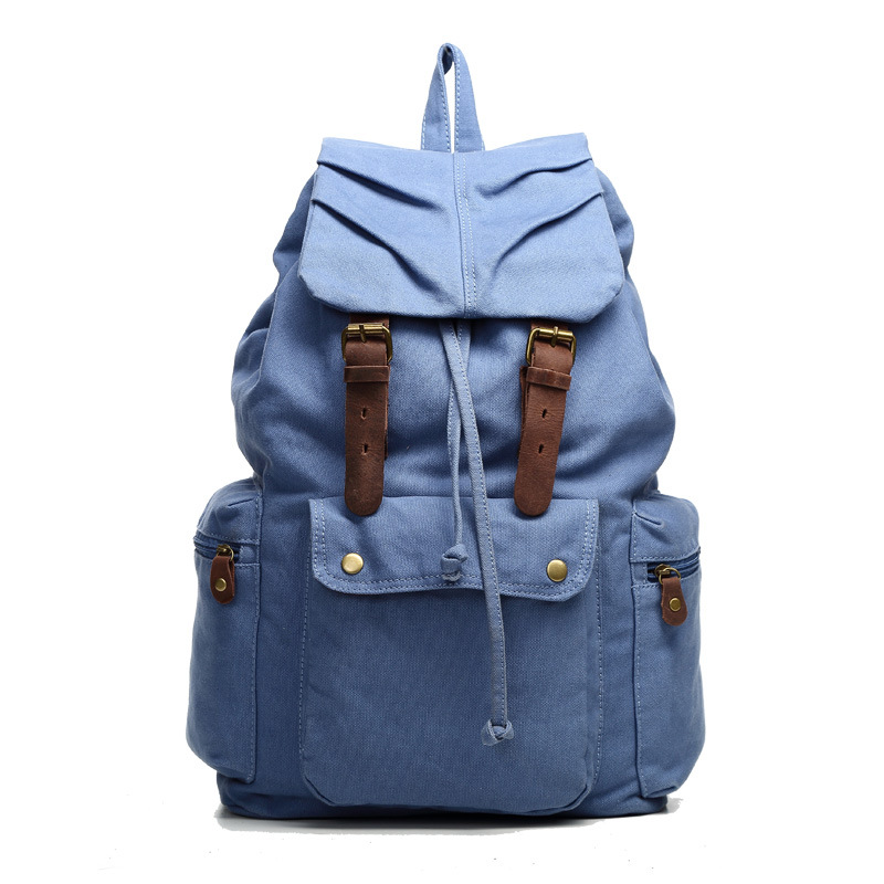 Anti Theft Backpack Men Canvas Backpacks Travel Bag Casual School Backpack Women Hasp Teenager Large Capacity Unisex Laptop Bag new vintage backpack canvas men shoulder bags leisure travel school bag unisex laptop backpacks men backpack mochilas armygreen