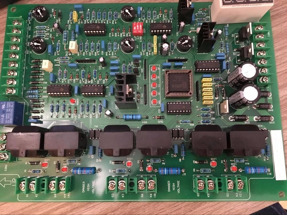 Hot sale MPU-2FK Mid Frequency induction heat cast furnace Main Control card board