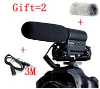 TAKSTAR SGC 598 Photography Interview on Camera FOR canon/NIkon/sony Microphone Hotography Interviews VideoMic