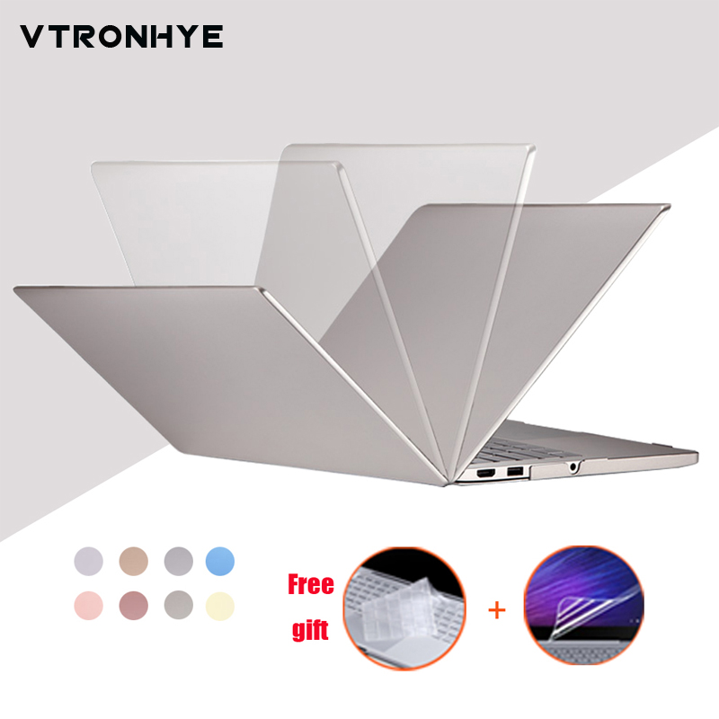 Case for Xiaomi Notebook Mi Air 12.5 13.3 Super Light Hard Laptop Shell for funda Xiaomi Mi Air 12 13 Capa Para+free screen film keybook cover solid hard cover for xiaomi mi air 12 5 13 3 inch laptop protective shell skin for mi air 12 13 notebook case